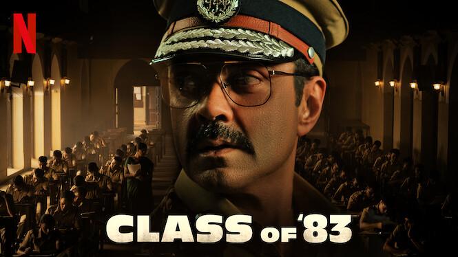 Class Of 83 2020 Netflix Flixable